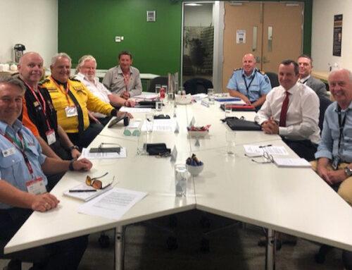 Premier Mark McGowan consults on volunteer compensation plans