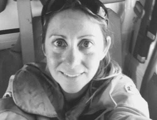Unpaid Professionals – Jenelle Parkinson – Myalup Volunteer Bush Fire Brigade